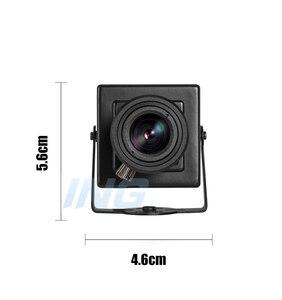Image 5 - POE HD 1080P 6 22mm עדשת זום ידנית מיני סוג 2.0MP מקורה IP מצלמה אבטחת ONVIF p2P CCTV מצלמת מערכת