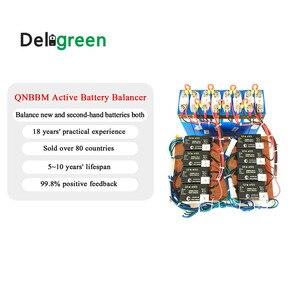Image 4 - Qnbbm 5S Actieve Balancer Equalizer Bms Voor LiFePO4, Lto, Li Ion 18650 Diy Batterij Balancing
