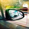 DWCX haute qualité universel 4 pièces clair voiture Anti-buée étanche à la pluie côté rétroviseur fenêtre Film de protection accessoire