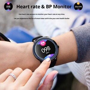 Image 3 - Смарт часы SENBONO S10 pro для мужчин и женщин, умные часы с монитором сердечного ритма, Смарт часы с напоминанием на Facebook, для IOS и Android телефонов, 2020