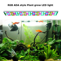 Chihiros 35W RGB LED Lighting Plant grow light aquarium waterproof fish tank Lamp Multicolor Plant lights Home Fish Pet Supplies