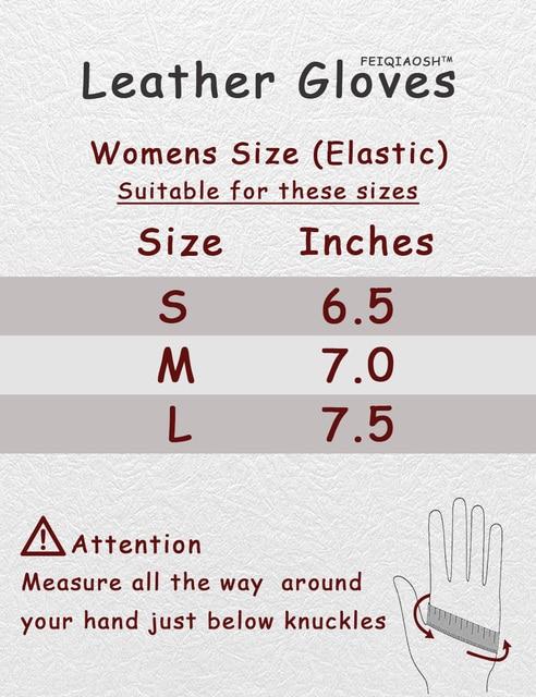 feiqiaosh 2020 зимние женские перчатки с сенсорным экраном серые фотография