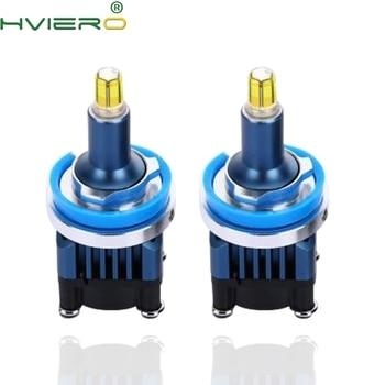 цена на 2X 360 4 sides Auto Headlight Bulbs Lamp H1 H3 H8 H9 9005 HB3 9006 HB4 Auto LED 72W 8000lm 6500K