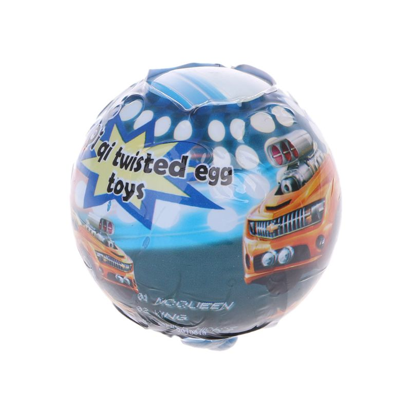 6PCS Toy Ball Surprise Egg  Surprise Ball Suprise Doll Toys Gashapon Kids Toy Gift   72XC