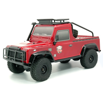 RGT 136161 1:16 2.4G 4CH 7.2V1100mAh 4WD Rock Crawler Remote Control RC Car Off-Road Truck Vehicle Models 2