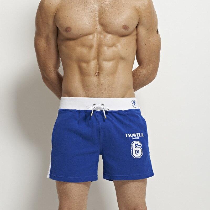 para Homens Jovens Calções de Algodão Maillot de Bain Verão Sungas Masculino Secagem Rápida Jogger Boxer Sun Praia Calças Curtas