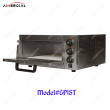 EP1ST/EP2ST Electric Pizza Oven 2KW/3KW Commercial Baking oven Single/Double layer Pizza Baking machine Bakery oven with Timer T все цены
