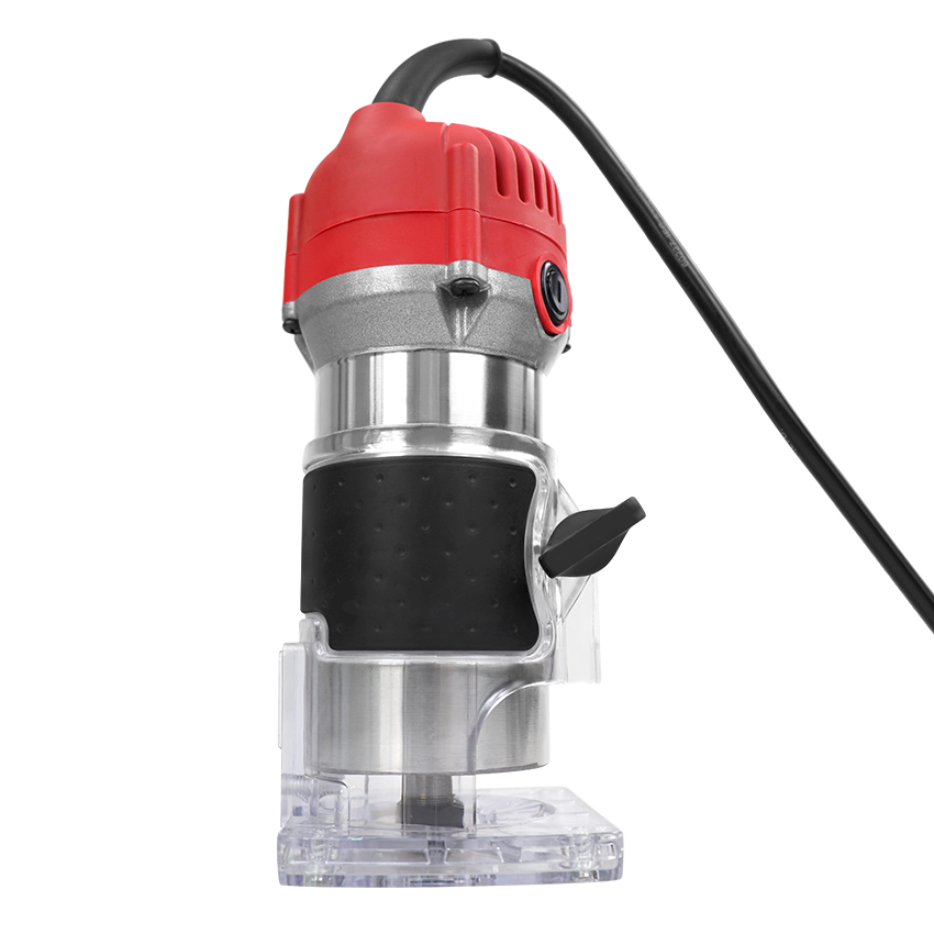 Woodworking Electric Trimmer Woodworking Trimming Tools Carving Milling Machine Woodworking Electric Trimmer 30000rpm