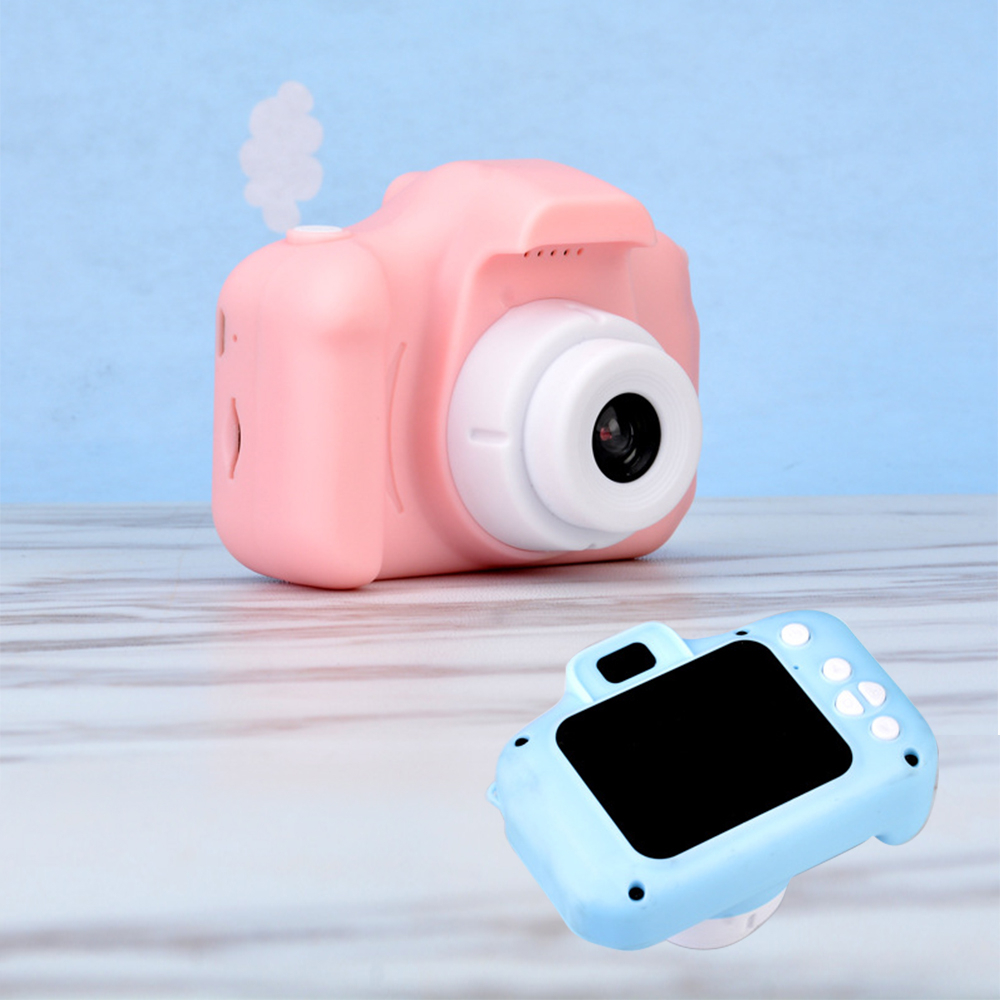 Children Mini Toy Camera Kids Take A Photo Cute Baby Cartoon Creative Holiday Gifts Portable Digital HD Toys мини Camera