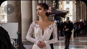 Image 5 - Elbise Sigrid ve peçe