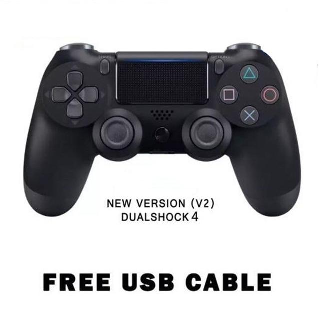 Wireless Controller Bluetooth 4.0 Joystick Gamepads Gamepad Version 2 Support PC