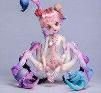 Scorpio girl Charon animal body fantasy girl resin gift