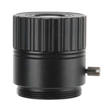 Obiektywy kamery przemysłowej 12MP obiektyw F1 2 1 2 5 interfejs CS 69 5 #215 55 6 #215 40 3 szeroki widok F1 2 otwór względny 8mm dla kamery monitorujące CS tanie i dobre opinie YOUTHINK Other AE (pochodzenie)