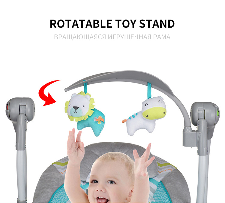 Hecc2835e76ab40d8bc0c8b04834346dd0 Multi-function Baby Electric Swing USB Interface Baby Comfort Rocking Chair Cradle Baby Bouncer
