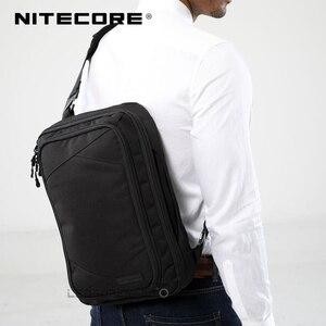 Image 2 - Çoklu taşıma yolu NITECORE NEB30 banliyö çantası