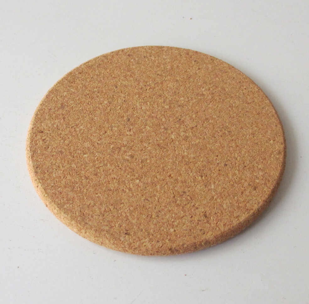 Alami Kayu Bulat Slip Slice Mat Mat 6/10/20 Buah Coaster Cangkir Teh dan Kopi Minuman Dudukan untuk DIY Dekorasi Barang Pecah Belah Tahan Lama Pad