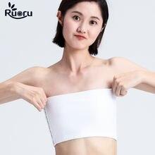 Ruoru – ceinture de poitrine sans bretelles pour femmes, nouvelle collection, décontractée, grande taille, poitrine, poitrine, poitrine, ventre plat