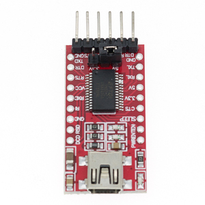Image 4 - FT232RL FT232 FTDI Adapter USB TO TTL 5V 3.3V Download Cable To Serial Adapter Module For Arduino USB TO 232