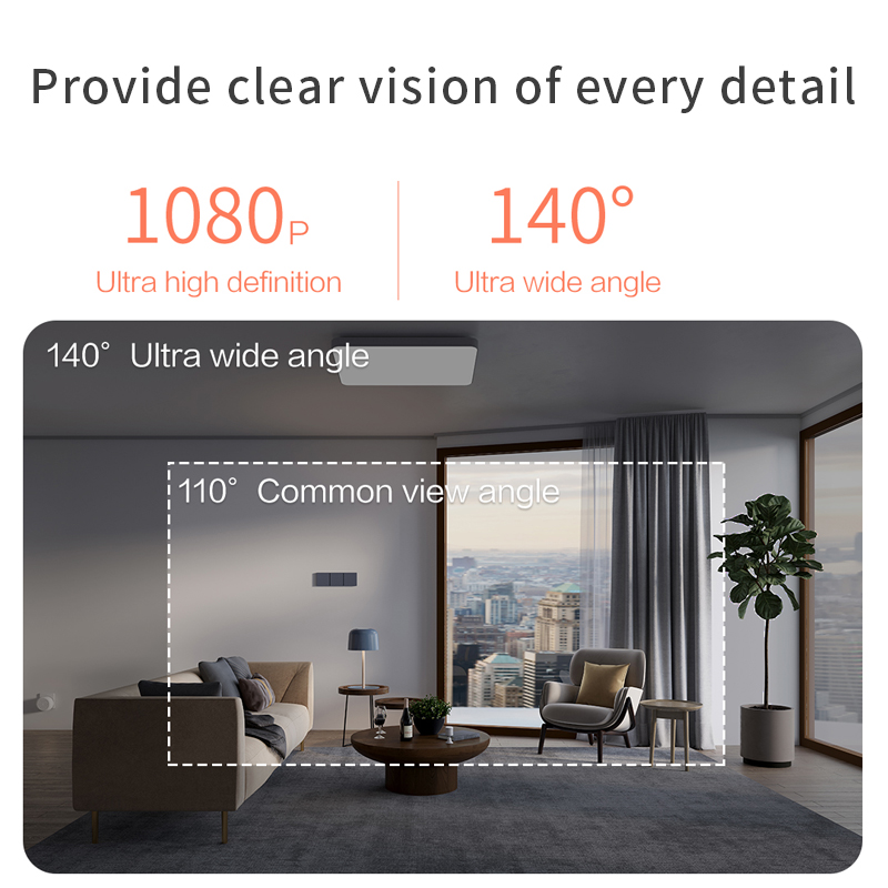 Xiaomi Aqara G2H Smart Camera 1080P Gateway Hub Edition Night Vision Mobile For Apple HomeKit Zigbee Smart Home Security Camera