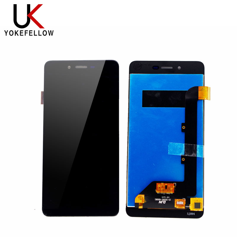 Image 2 - LCD Display For Highscreen Easy S LCD Display Digitizer Screen Complete AssemblyMobile Phone LCD Screens   -