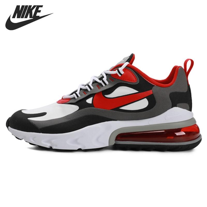 Original New Arrival  NIKE  NIKE AIR MAX 270 REACT  Men's  Running Shoes Sneakers