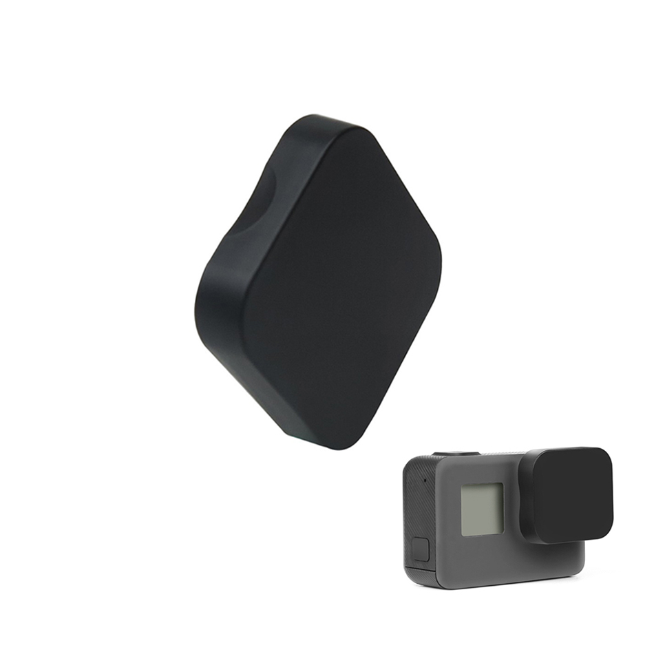 SHOOT PC Hard Lens cap protective lens protector cover lid for Gopro hero 7 6 5 go pro hero7 hero6 black action camera accessory