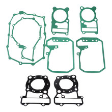 Cylinder Complete Gasket Engine Kit For Honda Steed 400 NV400 VLX400 VT400(China)