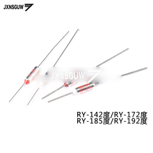 5PCS TF thermal protection RY-142/172/185/192 degrees 10A 250V rice cooker pot temperature fuse insurance