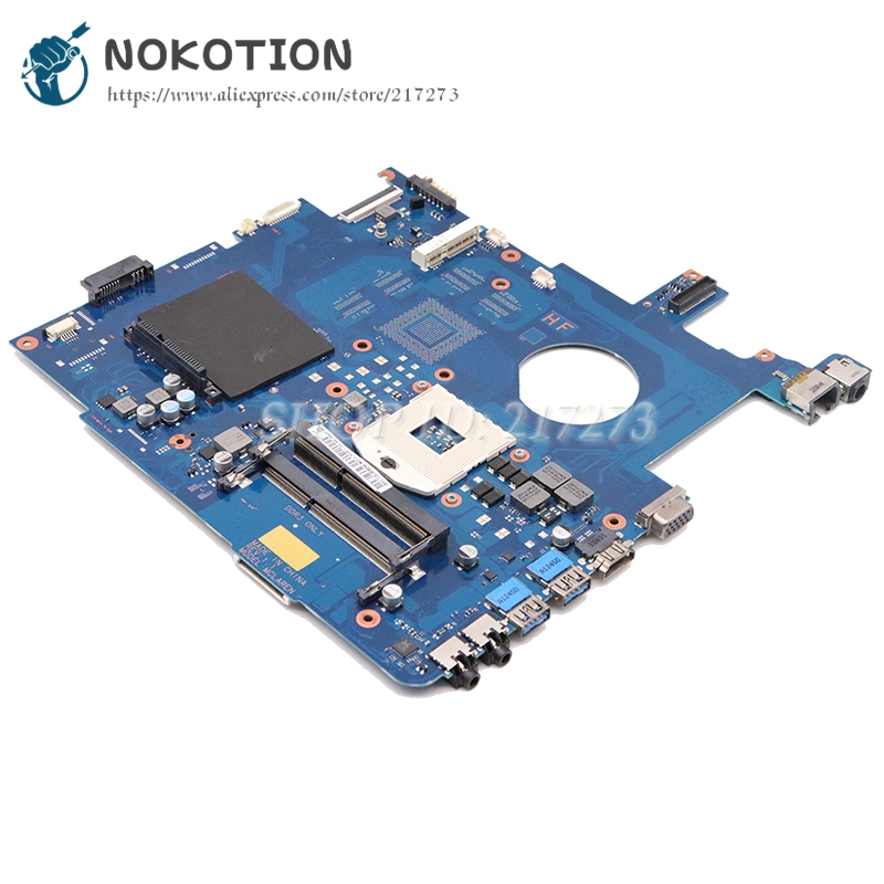 NOKOTION FOR <font><b>Samsung</b></font> <font><b>NP550P5C</b></font> 550P5C <font><b>Laptop</b></font> Motherboard BA41-01898A BA92-10614A BA41-01900A Mainboard HM76 DDR3 full test image