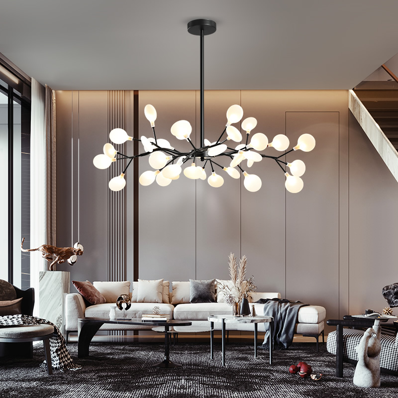 Nordic Tree Branch Chandelier Lighting