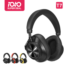 Bluedio Headphones Music Active Noise Cancelling User-Defined for And with Face-Recognition