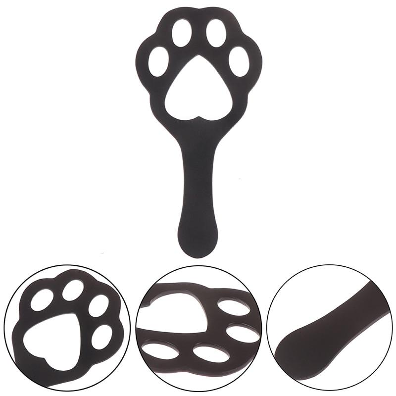 Сексуальный коготь кошки БДСМ порка кнуты весла взрослая удар покорный раб кудрявый SM флирт раб игра для секс-игрушки для пар
