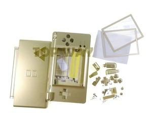 Image 3 - 1set In Edizione Limitata Pieno Custodia di Ricambio Borsette Per Nintendo DS Lite DSL NDSL NDS Lite con Bottoni Viti kit