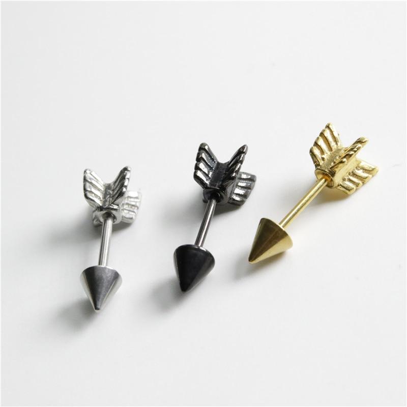 Earrings  \u201eAngel\u2019s Arrow\u201d