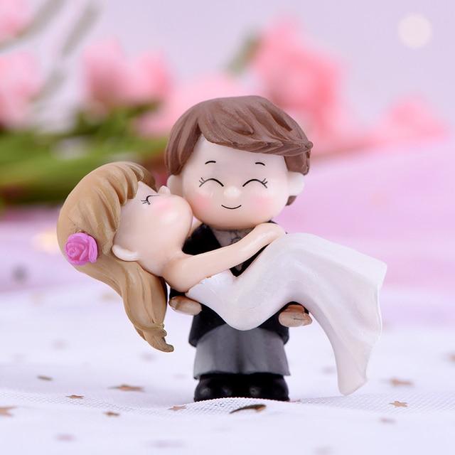 Romantic Couple Figurines,  Wedding Decoration