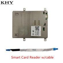 Oryginalny inteligentny czytnik kart w/kabel do ThinkPad T490 P43s T14 P14s 02HK916 02HK917 00HW553 04X5475 04X5393 5C61A25388 02HK986
