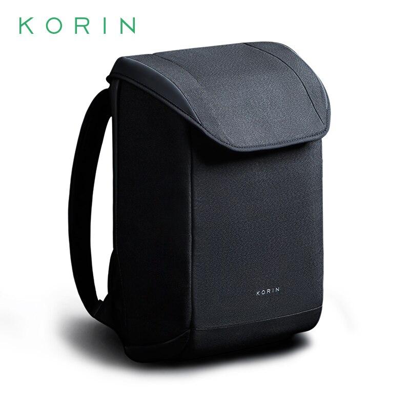 Kingsons новый 15,6-дюймовый рюкзак для ноутбука с защитой от кражи и замком TSA, высокое качество, водонепроницаемые Рюкзаки в студенческом стиле