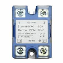 1pc novo para berme relé de estado sólido BEM-80DA bem80da frete grátis
