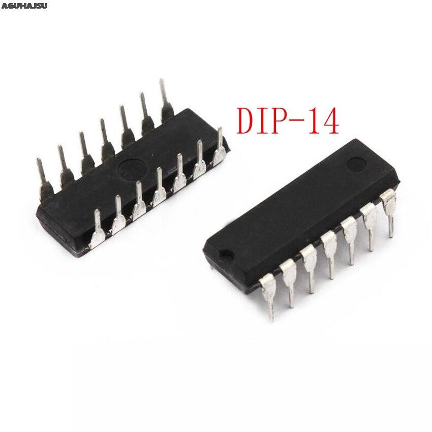 20PCS TL084CN TL084 DIP-14 Quad JFET-Input Op Amp IC NEW