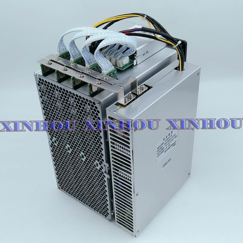New Asic Bitcoin Miner Love Core A1Pro 23T BTC BCH Miner With PSU Economic Than Antminer S19 T19 S17 T17 Z15 WhatsMiner M21S M31 5