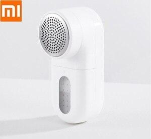 Image 1 - חדש Mijia מיני USB טעינת מוך Remover 1300mAh חשמלי בגדי סוודר בד מכונת גילוח נקי ולהסיר שיער כדורי