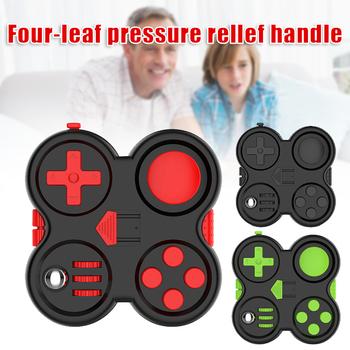 Figit Toys Fidget Pad Fidget Controller lęk i stres Relief czas zabijania dla dzieci i dorośli MFT2 tanie i dobre opinie NONE CN (pochodzenie) 25-36m 4-6y 7-12y 12 + y Other
