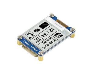 Image 5 - Waveshare1.54inch e Paper/E Ink display 200x200, интерфейс SPI для Raspberry Pi и т. Д., цвет двух дисплеев: черный, белый, частичное обновление