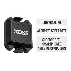 Image 3 - XOSS ordenador para bicicleta velocímetro con Sensor Dual de cadencia y velocidad, ANT +, Bluetooth, para GARMIN iGPSPORT bryton