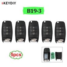5 teile/los B19 3 universal B serie fernbedienung für KD200/KD300/KD900/URG200/mini KD/KD X2 erzeugen neue remote keys H stil