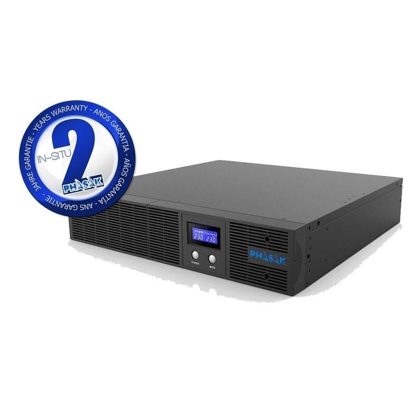 Sai Rack 3060va 2100w Protekt Phasak Ph7530 pure sine Wave  special for appliances sensitive servers etc|Roof Racks & Boxes| |  - title=