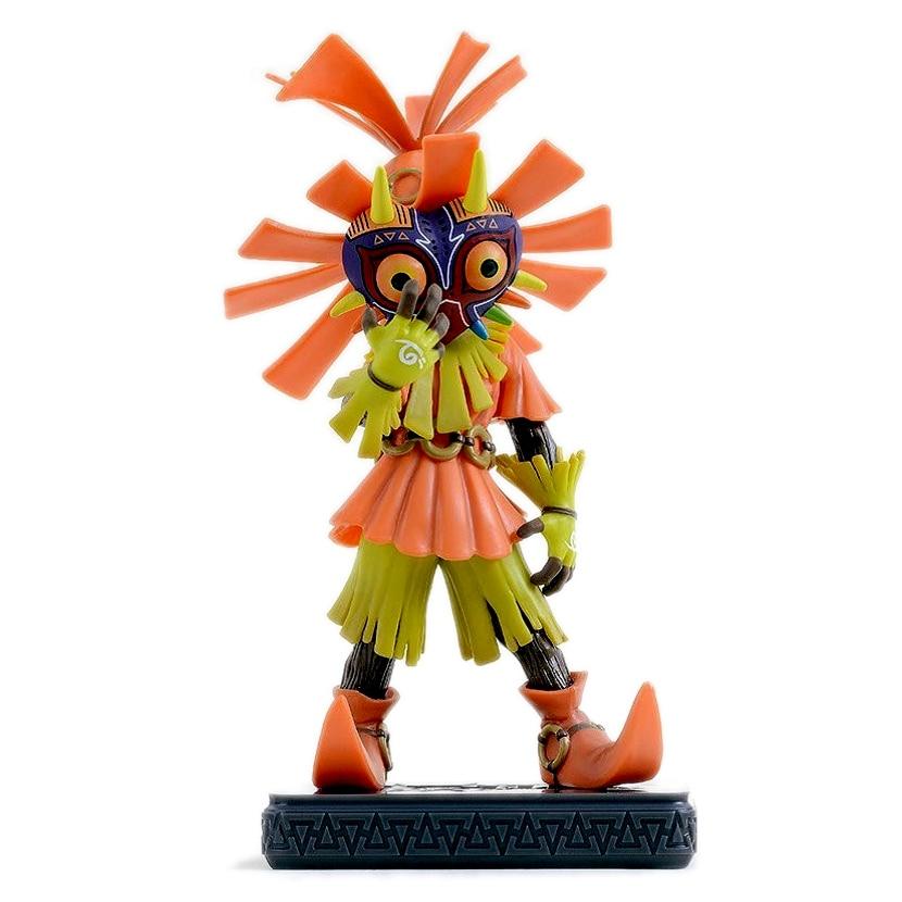 Zelda Figure The Legend Of Zelda Skull Kid Majoras Majoras Mask Figure Model Toys No Box