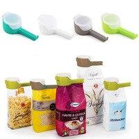 Snack Abdichtung Clip Kunststoff Frisch Halten Sealer Clamp Food Saver Reise Küche Zubehör Dichtung Lebensmittel Lagerung Tasche Clip