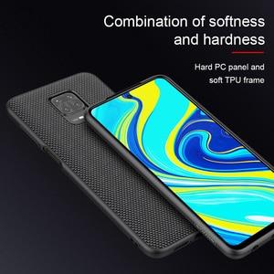 Image 5 - Nillkin Geweven Nylon Textuur Patroon Case Voor Xiaomi Redmi Note 9S Note 9 Pro Max Poco M2 Pro