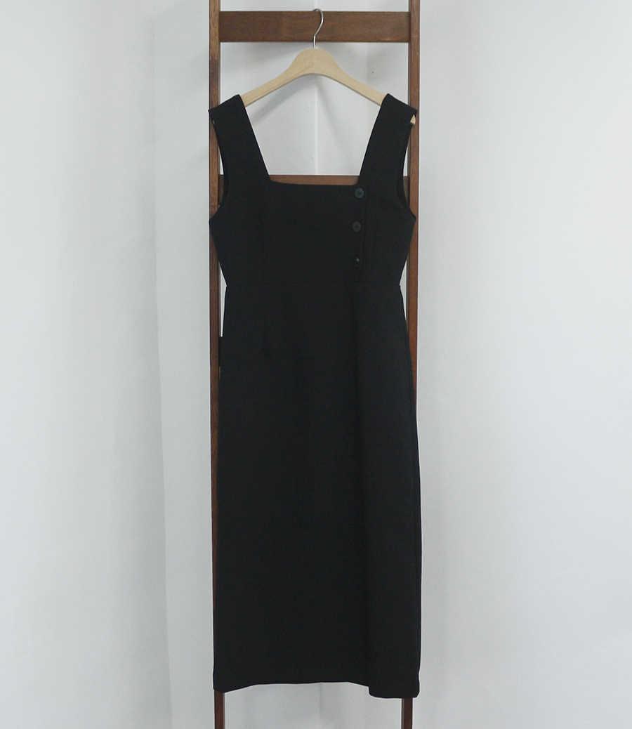 Split tanque Vestido, correa de Vestido de traje de mujer Boho Casual OL Casual chaleco sin mangas vestidos de las mujeres Vestido de mujer traje mujer Vestido